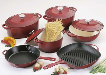 10_Piece_Cast_Iron_Red