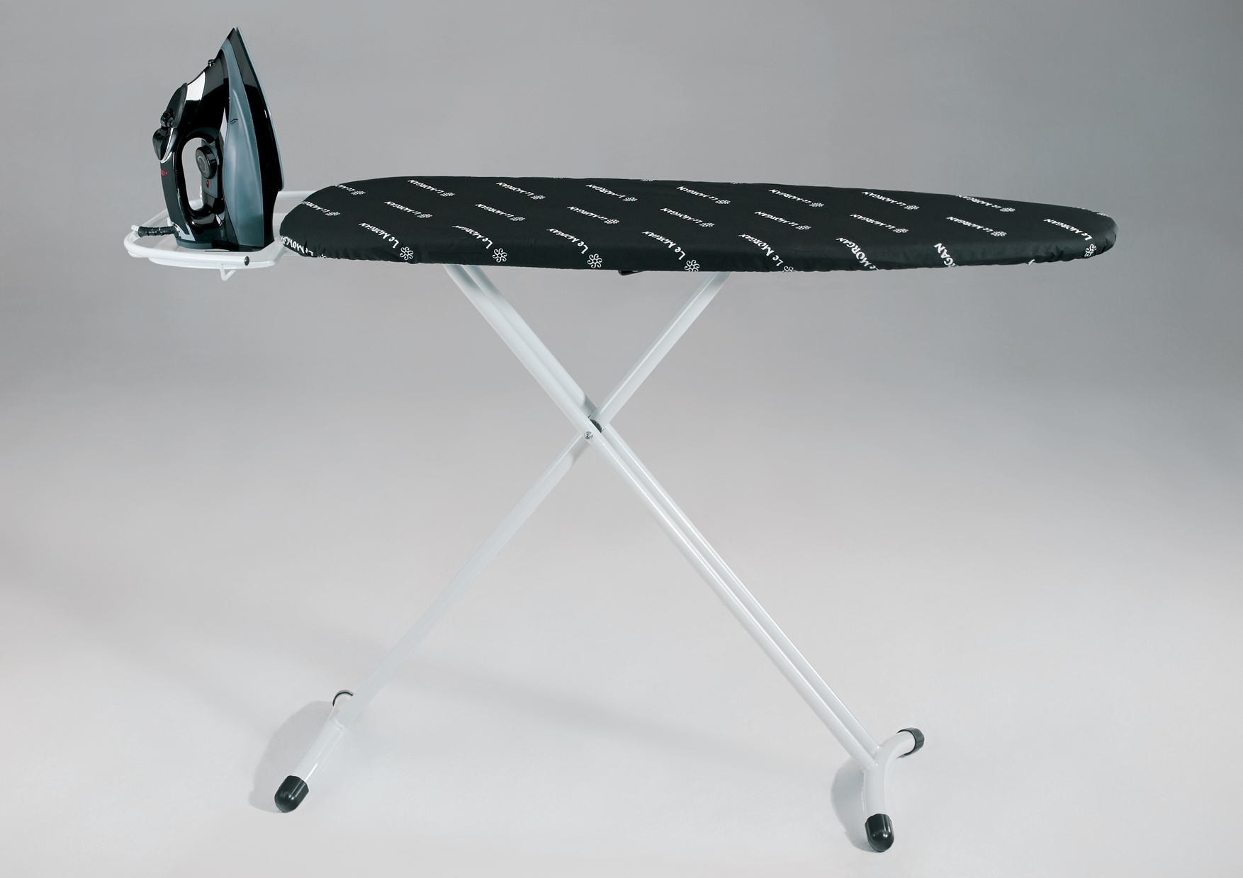 ironing board excludes iron le morgan. Black Bedroom Furniture Sets. Home Design Ideas