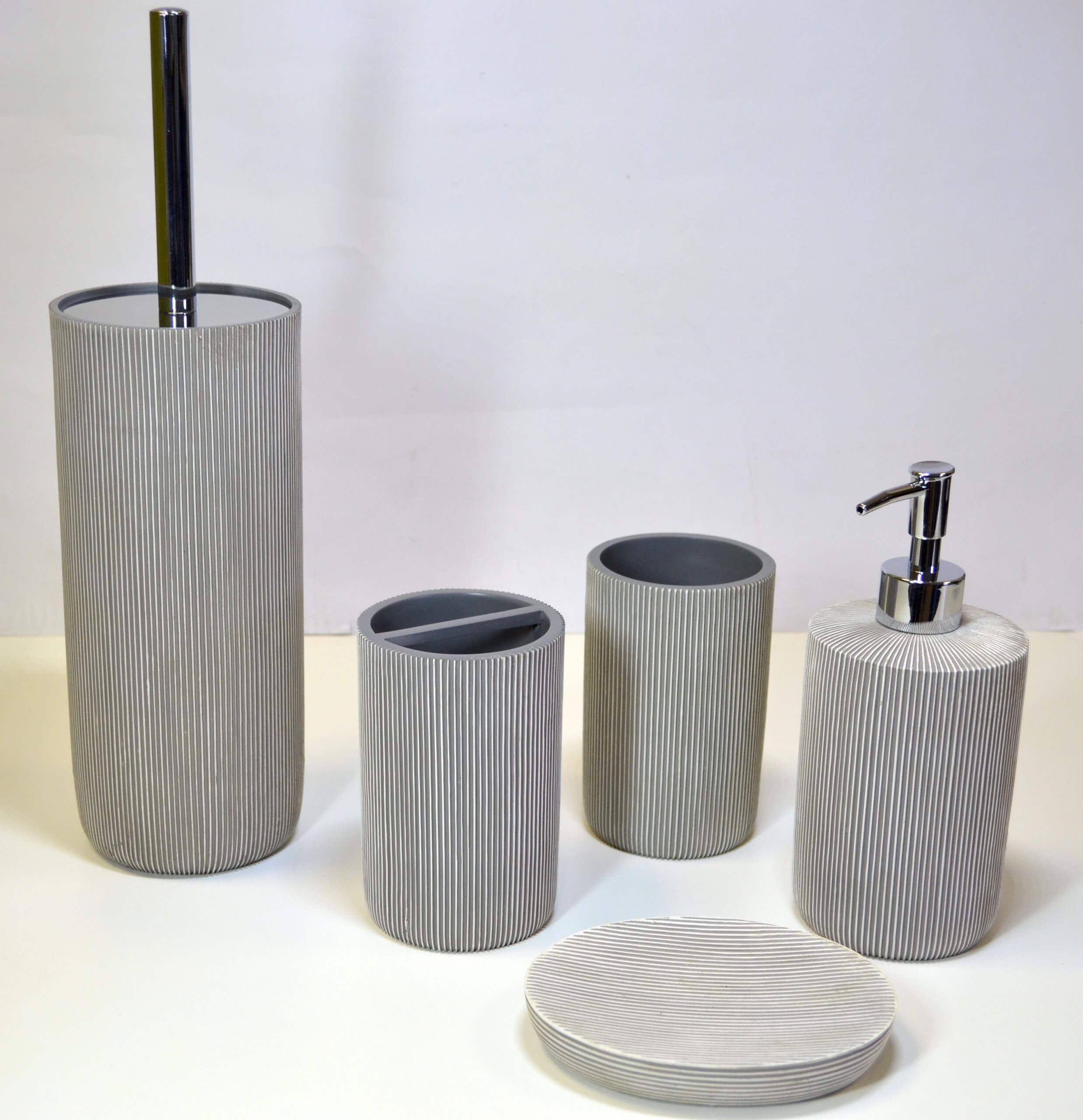 Le Morgan 6 Piece Satara Bathroom Set